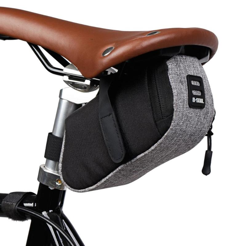 Cycling Bicycle <font><b>Bike</b></font> Head Tube Handlebar Cell Mobile Phone Bag Case Holder Case Pannier Waterproof Touchscreen Cycling Parts image