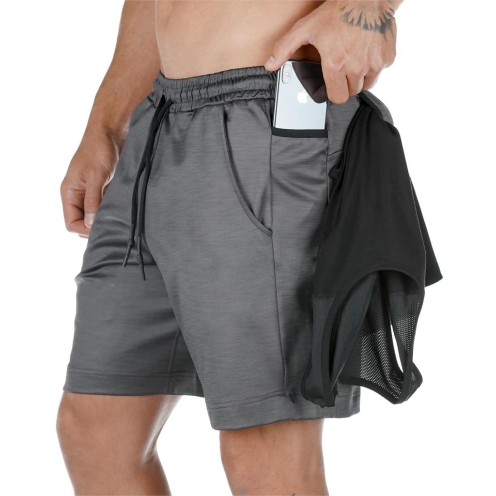 Short Gyms Men Casual Joggers Shorts M-2xl Wholesale
