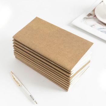 Sharkbang 2020, 32 hojas de recambio de cuaderno del viajero, diario semanal, planificador mensual, pasaporte dentro de las páginas, papelería de la Agenda