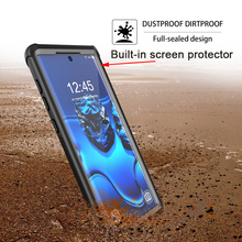 Armor 360 Full Protect For Samsung Galaxy Note 10 Case  Hard Silicone PC Cover  For Samsung Note 10 Note10 Plus 5G Coque Fundas samsung note 10 plus case original clear hard cover transparent pc plating samsung galaxy note 10 plus 5g note10 pro back case