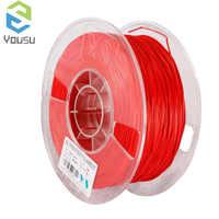 ABS PETG NYLON PLA!!! Plastique Original de filament de Yousu 3d pour l'imprimante 3d et le stylo 3d/beaucoup de couleurs/