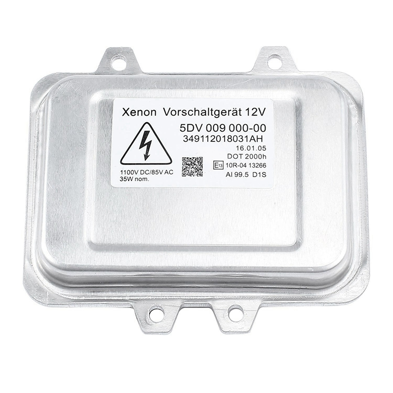 5Dv 009 000-00 Xenon Hid Headlight Ballast Control Unit Module For 2007-2013 Cadillac Escalade,2006-2009 Bmw 5-Series E60,Merced