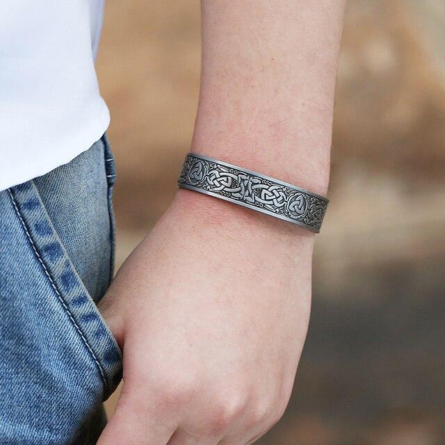 Bracelet de santé arbre de vie chance noeud Runes 3