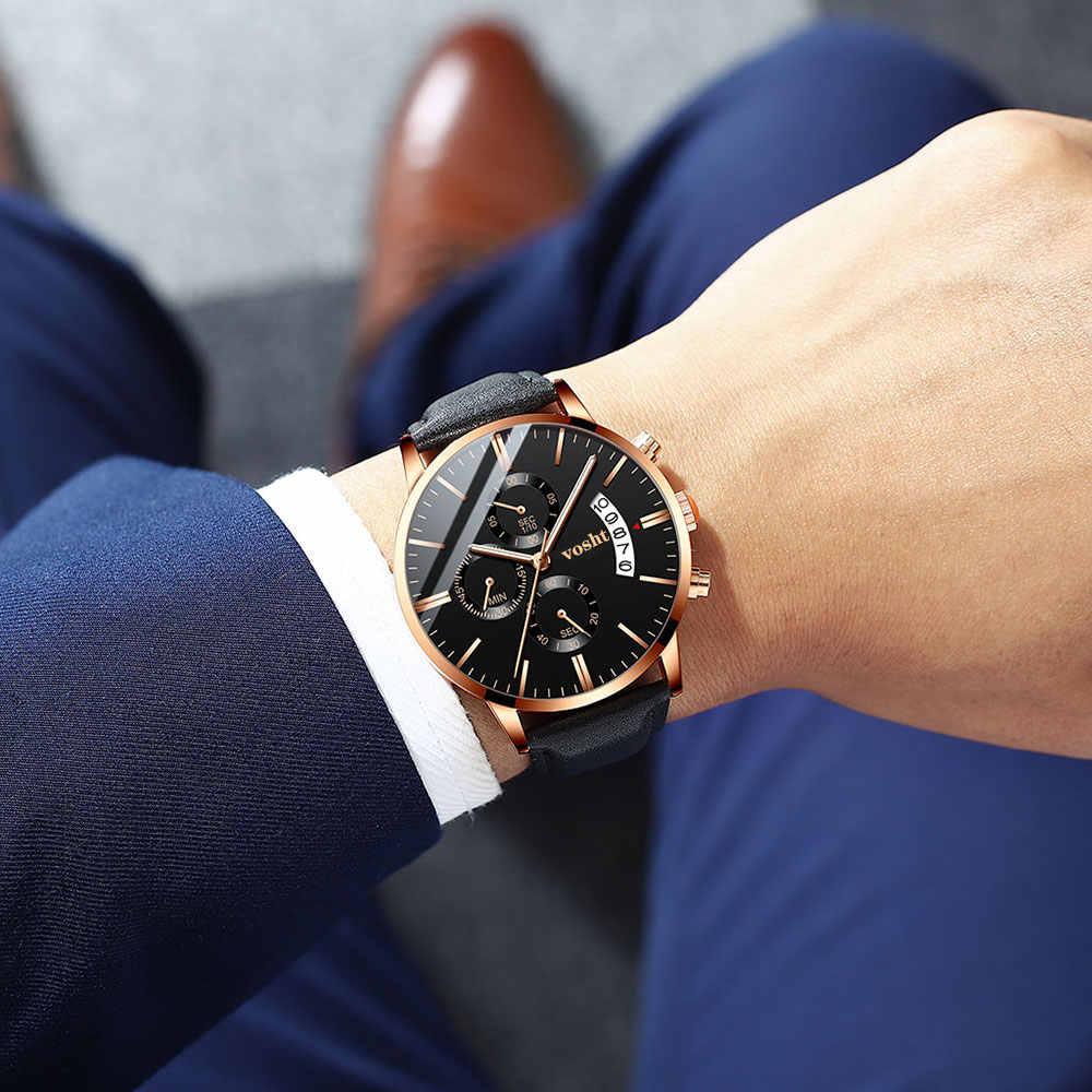 นาฬิกาผู้ชาย relogio masculino reloj hombre montre Homme นาฬิกา Jam Tangan relojes relogios masculinos relog horloges Casual uhren