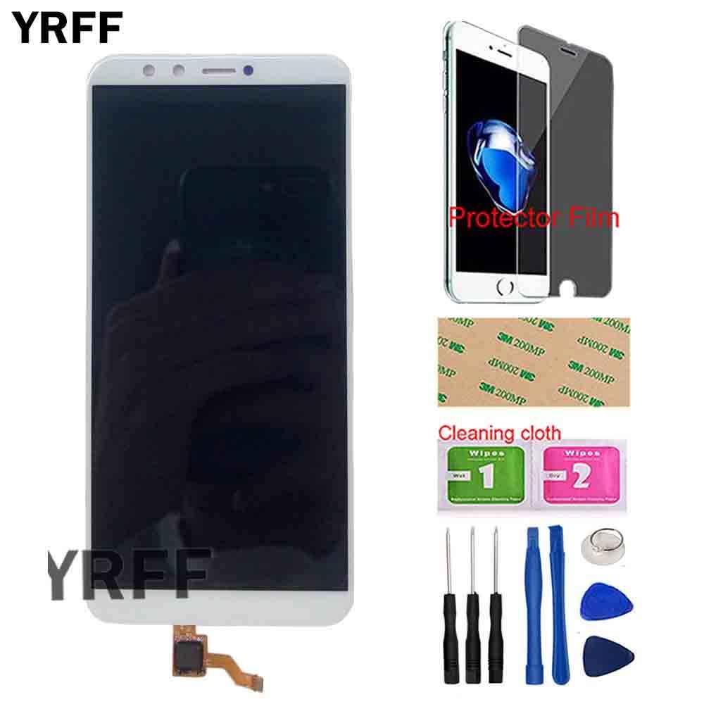 5.65 ''Display LCD Para Huawei Honor 9 Lite Lente Display LCD Touch Screen Digitador Assembléia Ferramentas Sensor De Filme Protetor