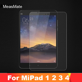 цена на For Xiaomi Mi Pad 4 Screen Protector Glass 9H Tempered Glass For Xiaomi MiPad 4 Tablet 8