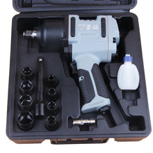 Pneumatic-Wrench-Set Air-Tools Professional RONGPENG 7445 Spanners Auto-Repair