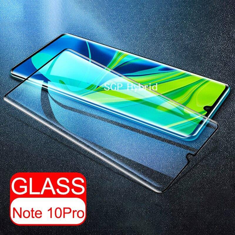 Изогнутое стекло для Xiaomi Mi Note10 CC9 Pro Note 10 CC 9 Pro Полное покрытие из закаленного стекла для Xiaomi Miami CC9Pro Note 10Pro HD Sklo