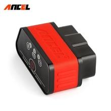 Original Ancel iCar2 icar 2 Bluetooth ELM327 V 1,5 OBD2 Scanner Für Android Telefon Code Reader Diagnose Automotive Scanner Tool