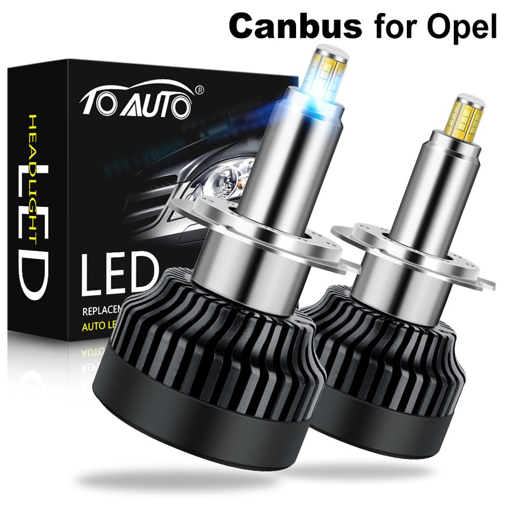 Upgrade M9 3D LED Headlight H3 H7 360 Degree H11 HB3 9005 HB4 9006 LED Auto Lamp Car Head Light Bulbs 12V White