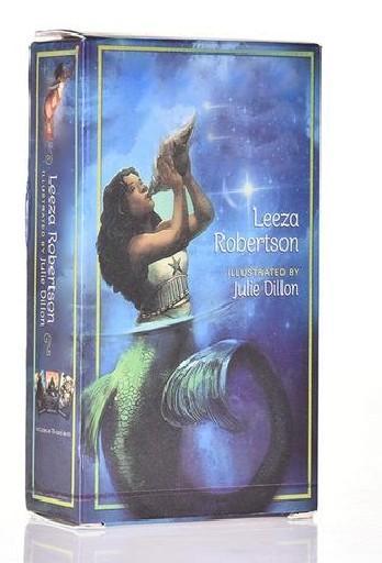 78 Mermaid Tarot Board Games Cards
