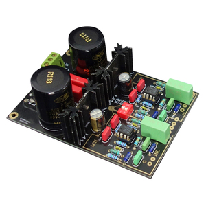 Vinyl Player for NE5532 MM MC Phono Amplifier Reference for Germany Dual Circuit Finished B3-005