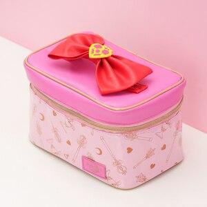Image 3 - אנימה סיילור מון קוספליי איפור תיק רוכסן אחסון תוספות תיק מתנה לילדה