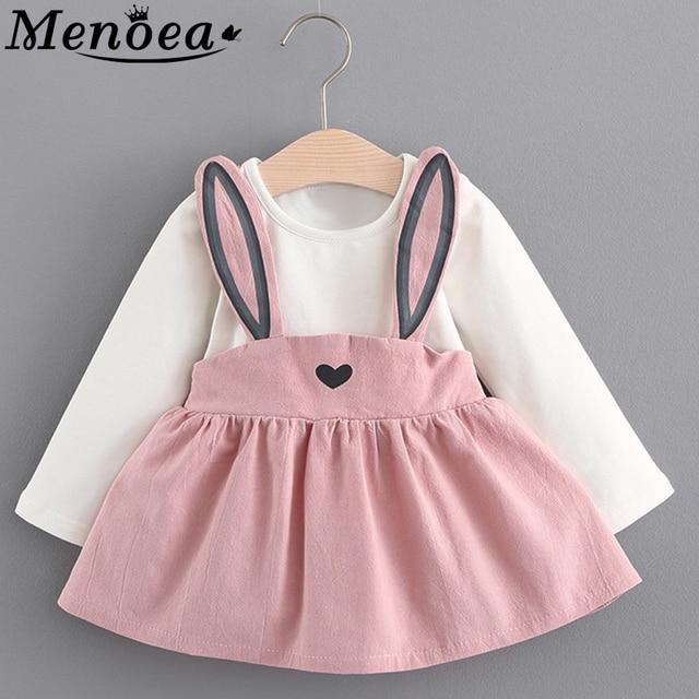 Girl's Rabbit Clothing Set 2