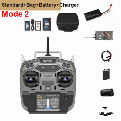 WFLY ET16 + RF209S + Bag + Battery + Charger