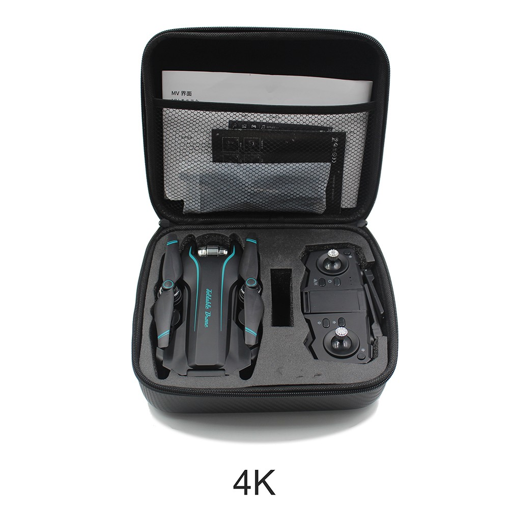 Image 5 - drone 4K camera HD 1080P WIFI drone FPV height maintenance quadcopter fixed point surround RC helicopter drone camera drone S17-in RC Helicopters from Toys & Hobbies