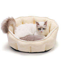 46 см большое кошачье гнездо коврик для домашних питомцев очень