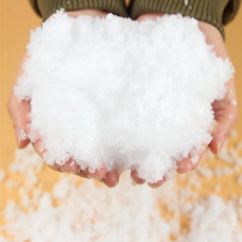 Fake Magic Snow 16