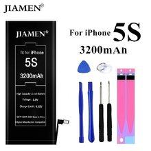 3200mAh AAAAA Qualität bateria Hohe Kapazität ip5s Handy Batterie Für Apple iPhone 5s iphone5S iPhone5S iphone5s Batterie