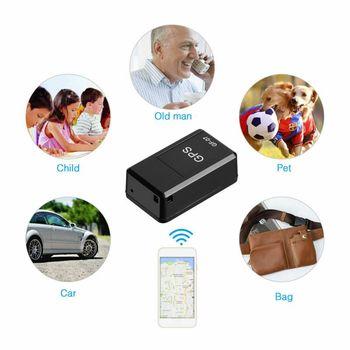 цена на GF07 Mini Magnetic GPS Tracker Locator Elderly Children Anti-lost Device GPS Strong Magnetic Positioner