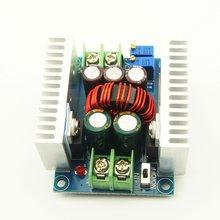 300 Вт 20А Buck понижающий преобразователь понижающий модуль постоянного тока Светодиодный драйвер питания понижающий модуль напряжения электролитический конденсатор