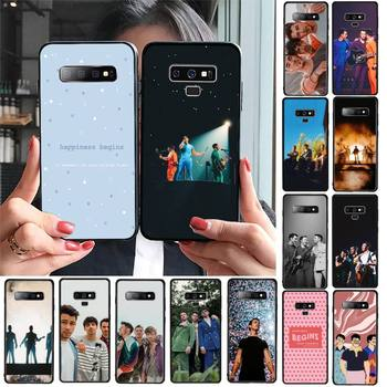 YNDFCNB Jonas Brothers Phone Case For Samsung Galaxy S20 S10 Plus S10E S5 S6 S7edge S8 S9 S9Plus S10lite 2020 image