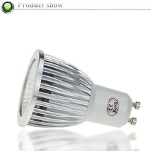 Super Bright LED Spotlight Bulb GU10Light Dimmable Led 110V 220V AC 6W 9W 12W LED GU10 COB LED lamp light GU 10 led