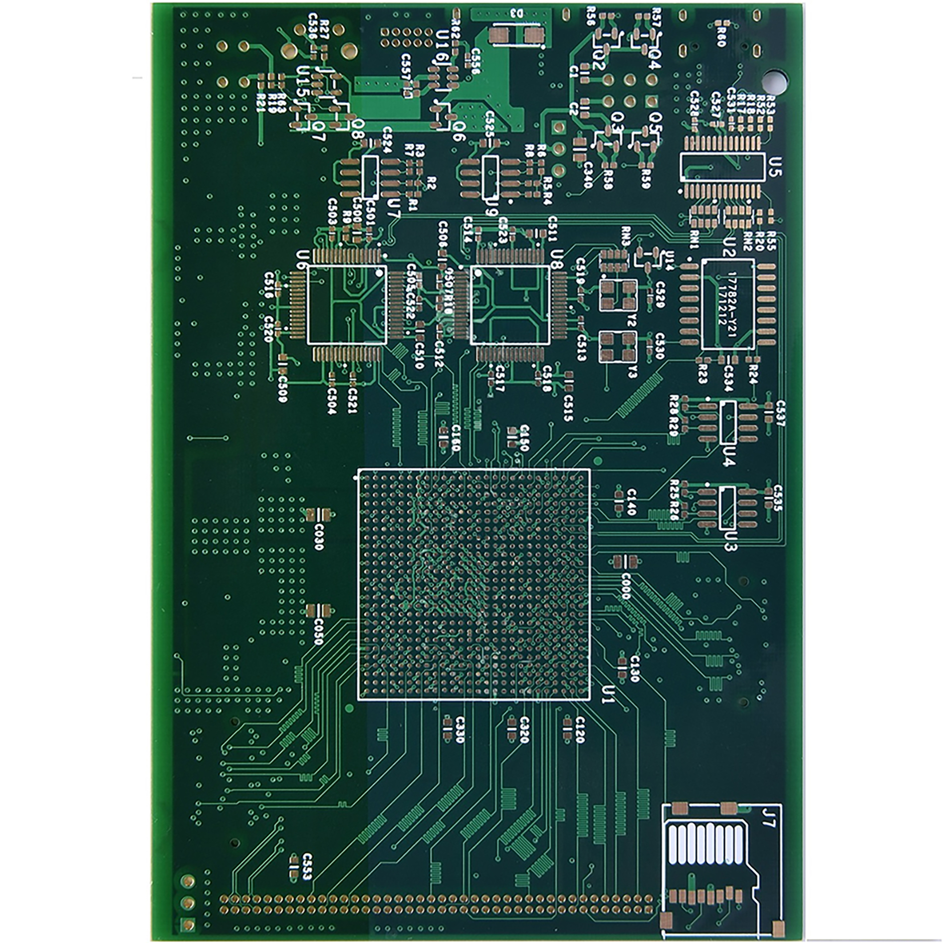 DIY EDA Design PCB Prototype Sample Manufacture Multi-layer Printed Circuit Board SMT Assembly GERBER FILE