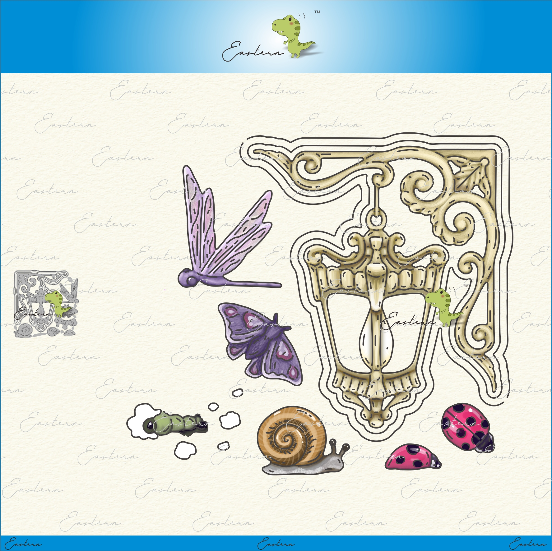 Insects and lights metal cutting dies 2020 new diy mould Scrapbooking Paper Making die cuts crafts dies molds craft die cut