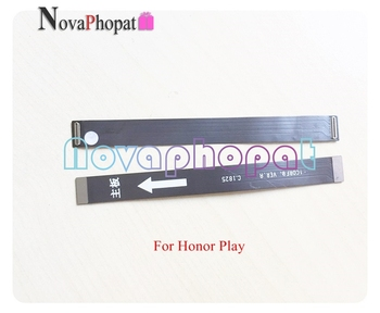 Main FPC LCD Display Connect Mainboard Flex Cable For Huawei Honor 8 9 10 Nova Lite 6X 7X 7A 8X 8A 8C P Smart play plus 2019 image