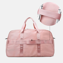 Women Case Tote Travel Carry-on Bag Ladies Organizer Panelled Bags Carry On Luggage Nylon Duffle Travelling Bagsmart
