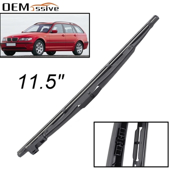 Rear Windscreen Windshield Wiper Blade For BMW 3 Series E46 M3 316 318 320d 325 330 Touring Estate 1998 - 2006 image