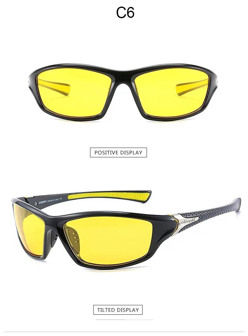 2020 New Luxury Polarized Sunglasses Men's Driving Shades Male Sun Glasses Vintage Driving Travel Fishing Classic Sun Glasses 10