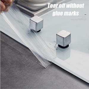 Image 2 - 투명한 방수 테이프 추적없이 수천 번 씻어 매직 스티커 나노 양면 접착 가정용