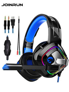 JOINRUN Headphones Stereo Marquee Tablet Gamer Ps4 Gaming Laptop/pc with for New RGB