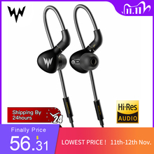 A15 Sport Bass 3.5mm Earphones A15 Pro Hi res HiFi Bass Headset Auriculares  Earphones Dynamic Hi res Earbud with MMCX