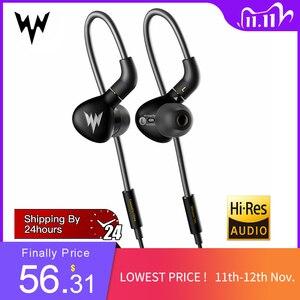 Image 1 - Auriculares deportivos de graves A15 Pro HiFi, de alta resolución, dinámicos, con MMCX, 3,5mm