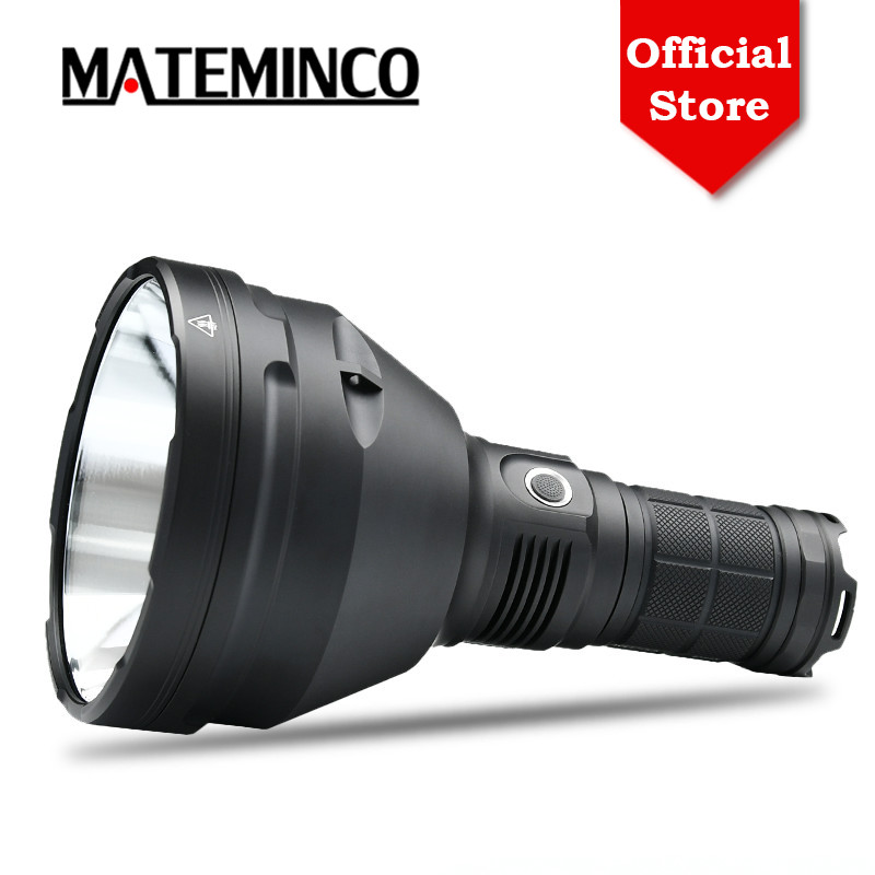 Mateminco MT35 Plus 2416 Meters Super Powerful Long Range 2700 Lumens Hunting Tactical High Power Led Flashlight Torch LightLED Flashlights   -