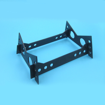 1PC Model Boat Display Rack Plastic Boat Shell Holder MONO1 Ship Stand 183x135mm Storage Bracket for RC Boats Spare Parts solar powered boat no 3 kit diy ship model puzzle handmade material spare parts rc accessories for science education f19139
