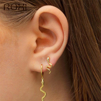 ROXI Fashion Women s Punk Style Animal Snake Earrings 100 925 Sterling Silver Earring Snakelike Animal.jpg 350x350 - ROXI Fashion Women's Punk Style Animal Snake Earrings 100% 925 Sterling Silver Earring Snakelike Animal Climber Ear Jewelry Gift