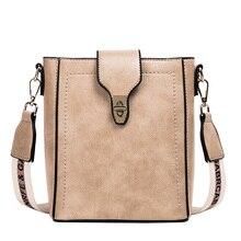 new women bag Retro Fashion Female bags PU Leather Women's Designer Handbag Bucket Bag Shoulder crossbody bags for women 2019 цены