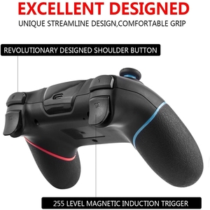 Image 2 - Gamepad Wireless Bluetooth For Switch Console with 6 Axis Handle Game joystick Controller For Nintend Switch Pro NS Switch Pro