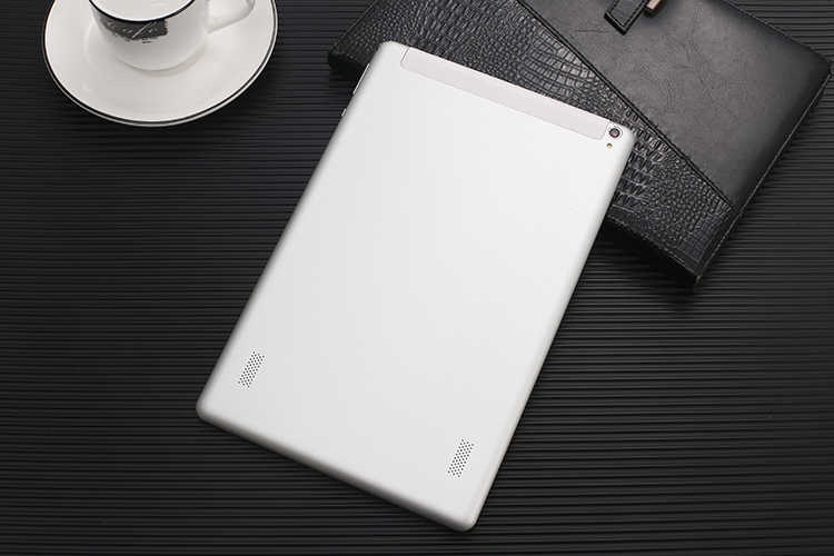 6GB + 128GB ROM 10 pulgadas tablet PC Google play 4G LTE Android 9,0 Octa Core WiFi GPS tabletas de 10,1 IPS Dual SIM