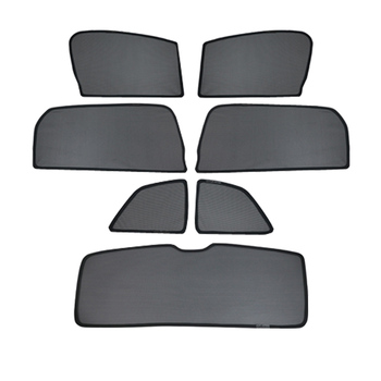 Car Styling For Toyota RAV4 RAV 4 XA50 2019 2020 Accessories Window Sunshade Magnetic curtain 7pcs