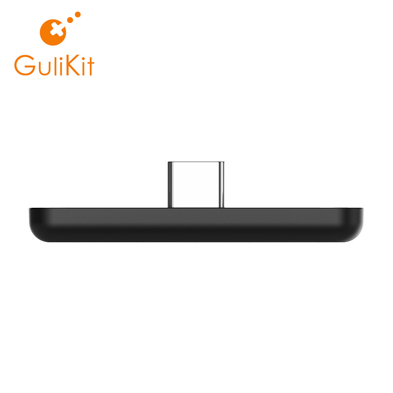 GuliKit NS07 Route Air Bluetooth Wireless Audio Adapter Or Type-C Transmitter For The Nintendo Switch,Switch Lite,PS4,PC