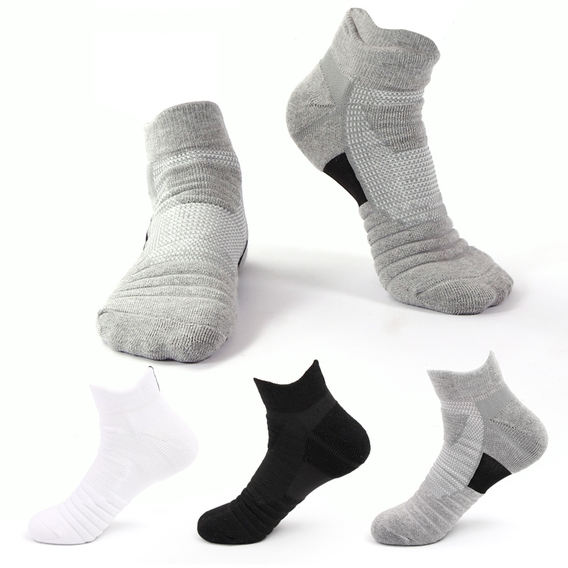 UGUPGRADE Men Thermal Sports Socks Cotton Cycling Basketball Running Winter Hiking Basket Tennis Ski Man Calcetines Ciclismo