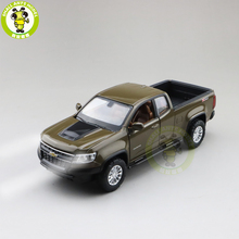 1/31 2018 COLORADO Pickup Diecast Car Truck Model toys kids Boys Gifts
