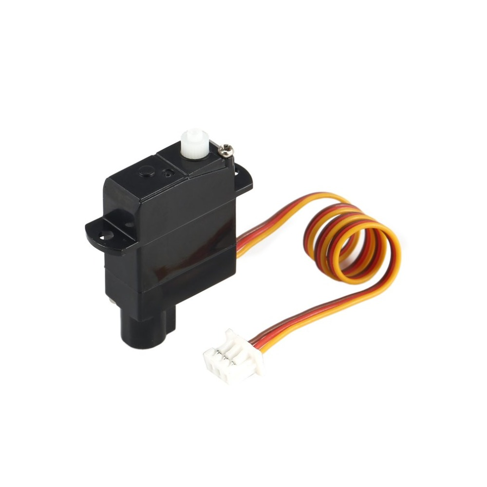 1.9g Plastic Servo For Wltoys XK A600 K100 K110 K123 K124 V977 V966 RC Helicopter Airplane Part Accessories