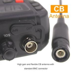 Image 2 - Nanfone CB 270 Walkie Talkie con lesposizione di LCD 40 Canali CB Radio Portatile Portatile CB270 26.565 27.99125MHz