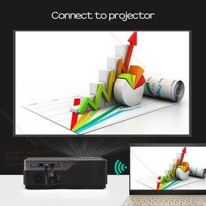 Image 4 - Aun sem fio hd dongle, sem fio mesma tela. mesmo telefone de tela, computador. conexão de suporte tv. projetor. monitor (entrada hd)